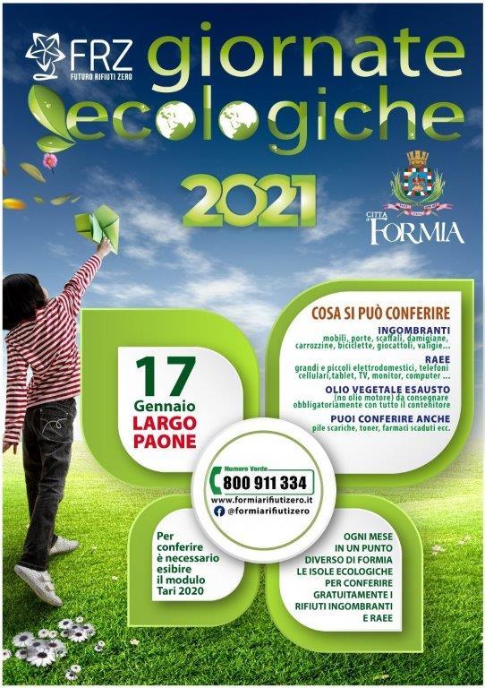 Domenica ecologica 2021
